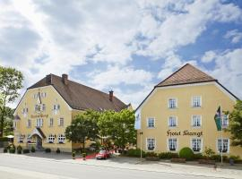 Hotel Gutsgasthof Stangl, Noifarnas