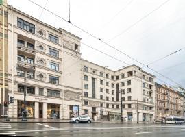 Lime Hostel, Sankt Peterburg