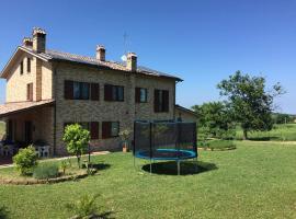 Agriturismo bio Verde Armonia, Montemarciano
