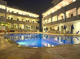 Christina Beach Hotel, Kíssamos