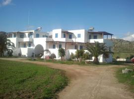Joanna Apartments, Mikri Vigla