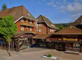 Parkhotel Waldeck, Titisee-Neustadt