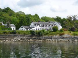 The Creggans Inn, Strachur