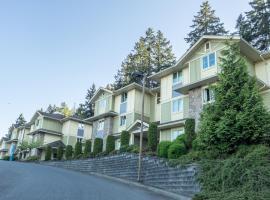 Vancouver Island University Student Residences, Nanaimo