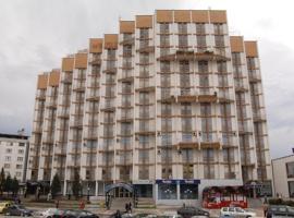 Elbrus Hotel, Pazardzhik