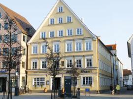 Hotel-Restaurant Alte Post, Mindelheimas