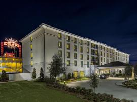 Boomtown Casino and Hotel New Orleans, 하비
