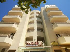 Wally Residence, Rimini