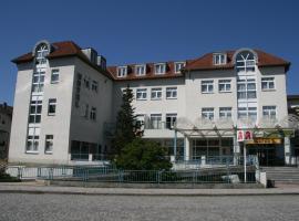 Atrium Hotel, Crimmitschau