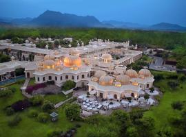 The Oberoi Udaivilas Udaipur