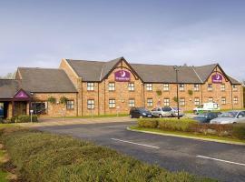 Premier Inn Wigan - M6, J25, Wigan