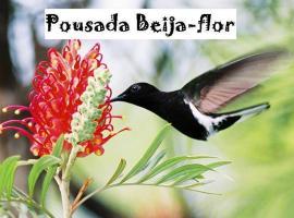 Pousada Beija Flor, Corumbá