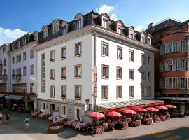 Hotel Weisses Kreuz, Interlaken