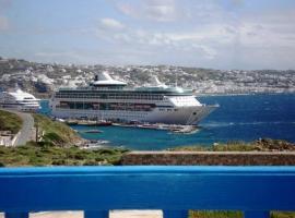Panorama Hotel, Agios Stefanos