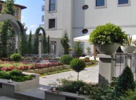 Hotel Villa Zoia, Boltiere