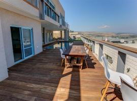 Luxury Villa Yaelit And Orit, Migdal