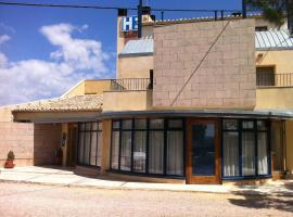Hotel El Zorro, Barranda