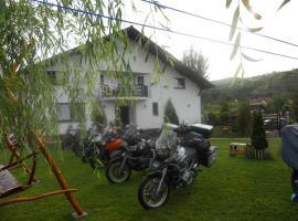 Vila Maria Săsciori Sebeş, Săsciori