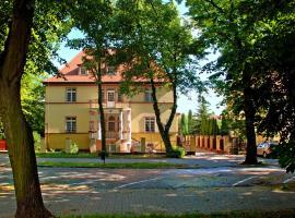 Willa Pod Różami, Inowrocław