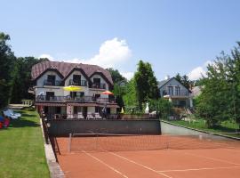 Villa Katerina, Balatonszepezd