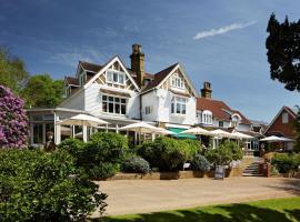 Rowhill Grange Hotel & Utopia Spa, Dartford