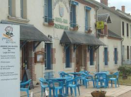 Auberge Les Muriers, La Ferté-Hauterive