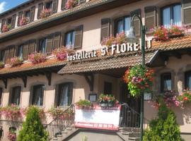 Hostellerie Saint Florent, Oberhaslach