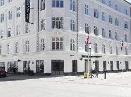 Absalon Hotel, Copenhagen