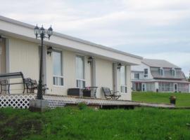 Motel de la Pointe Aux Bouleaux, Baie-Sainte-Catherine