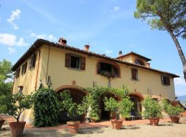 B&B Villa Francesca, Риньяно-суль-Арно