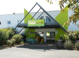 Lemon Hotel - Mery sur Oise/Cergy, Méry-sur-Oise