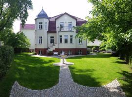 Villa Weigert, Birkenverderis