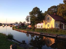 Jonsboda Café & Cottages, Jonsboda