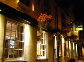 Cromwell's Inn, Shrewsbury