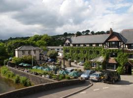 Exmoor White Horse Inn, Exford