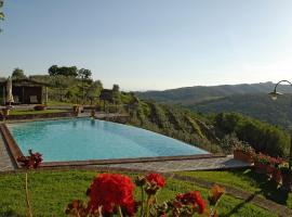 Agriturismo I Moraioli, Monte Benichi