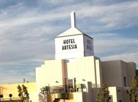 Hotel Artesia, Artesia