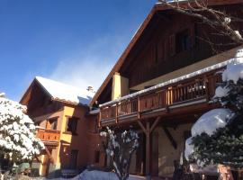 Chalet La Caillaude, La Salle Les Alpes