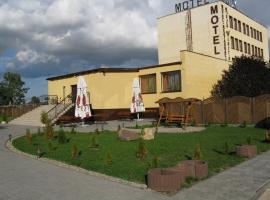 Motel Róża Wiatrów, Dobrzejewice