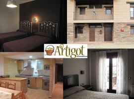 Apartamentos Artigot, Gea de Albarracín