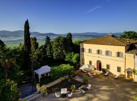 Villa Sabolini, Colle di Val d'Elsa
