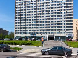 Sputnik Hotel, Moscow