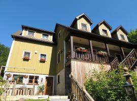 Comme Chez nous - Bed & Breakfast Stoneham Canada, Stoneham