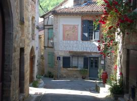 Auberge Lion d'Or, Saint-Antonin