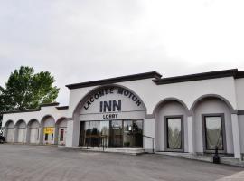 Lacombe Motor Inn, Lacombe