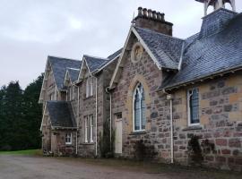 The Old Manse, Lochend