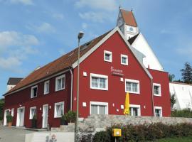 Pension am Kirchberg, Wehringen