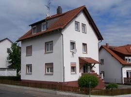 Ferienwohnung Rebert, Reichelsheim