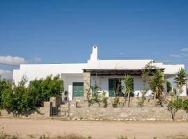 Lazaros Villa, Pounda
