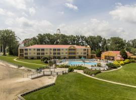 Cedar Point Sandcastle Suites